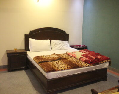 Luxury Room at Kingsburry in Bahrain Swat (Master Bedroom) (2)