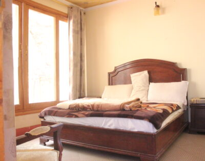 Luxury Room at Kingsburry in Bahrain Swat (Master Bedroom) (3)