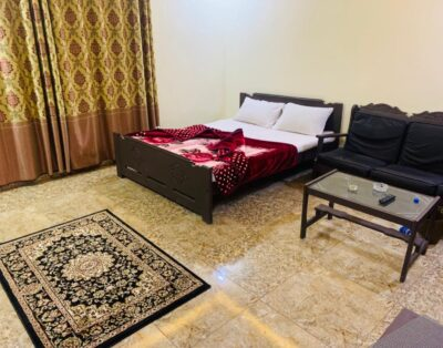 Luxury Room at Didar hotel in Behrain Swat (Master Bedroom) (1)