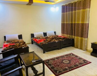 Luxury Room at Didar hotel in Behrain Swat (Family Room) (3)