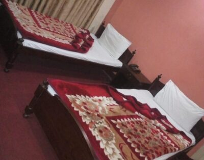 Paramount Guest House, Twin Bedroom-1