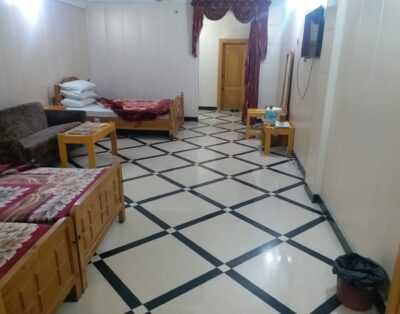Luxury Rooms at Hotel Diamomd Hills Kalam Swat (Tripple Beds Room) 07
