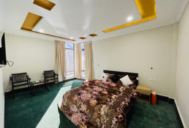 Luxury Rooms at Mountains View resort Malam Jabba swat ( Master Bedroom ) 01