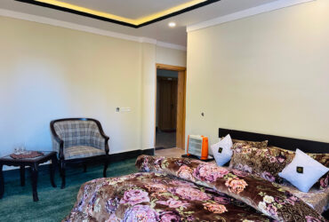 Luxury Rooms at Mountains View resort Malam Jabba swat ( Master Bedroom ) 03