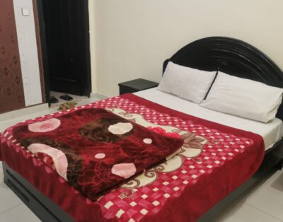 Luxury Rooms at Grace Hotel in Behrain Swat (Master Bedroom) 02