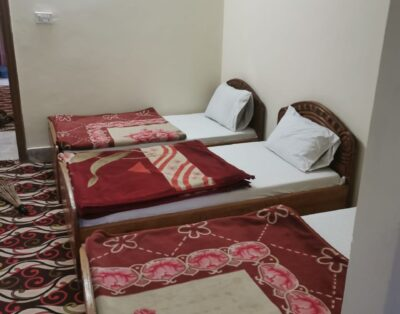 Luxury Rooms at Grace Hotel in Bahrain Swat ( Family Room) 05