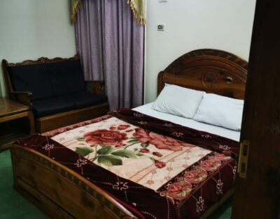Luxury Rooms at Grace Hotel in Bahrain Swat ( King Bedroom ) 11