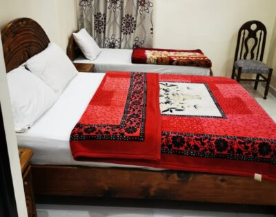 Luxury Rooms at Grace Hotel in Bahrain Swat ( Family Room ) 12