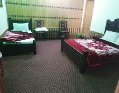 Luxury Rooms at City Star Hotel in Bahrain Swat (Family Room) 03
