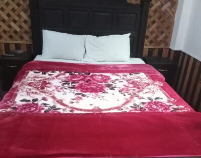 Luxury Rooms at City Star Hotel in Bahrain Swat (Master Bedroom) 01