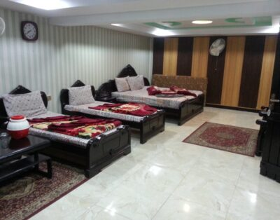 Luxury Rooms at Hotel Swiss Palace in Bahrain Swat ( Four Beds Room ) 04