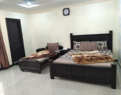 Luxury Rooms at Hotel Swiss Palace in Bahrain Swat ( Family Room ) 02