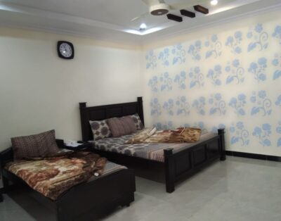Luxury Rooms at Hotel Swiss Palace in Bahrain Swat ( Family Room ) 01
