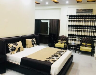 Asaish Inn Guest House (Delux Room Double 4)