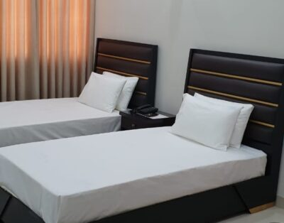 Asaish Inn Guest House (Delux Room Single 3)