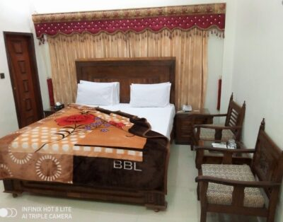 New Royal Residency (Double Room 7)