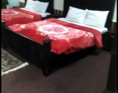Luxury Rooms at City Star Hotel in Bahrain Swat (Four Beds Room) 05