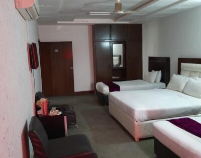Family Suite Room 3, Hotel Tulip Inn Gulberg