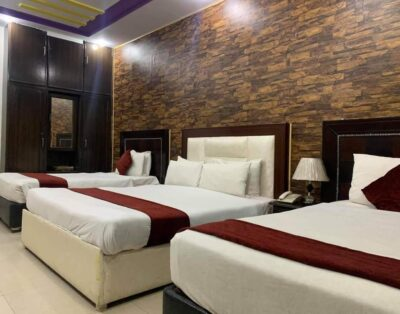 Family Suite Room 2, Hotel Tulip Inn Gulberg