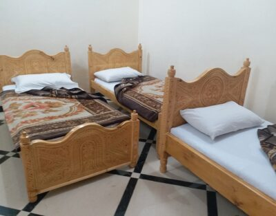 Luxury Rooms at Hotel Diamomd Hills Kalam Swat (Master Bed Room) 08