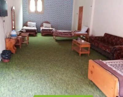 Luxury Family Rooms at Hotel Diamomd Hills Kalam Swat (Four Beds Room) 09