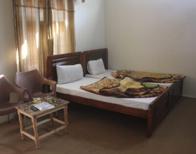 Delux Rooms at Murree continental in fizagat ( Master Bedroom ) 14