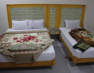 Delux Rooms at Murree continental in fizagat ( Family Room ) 05