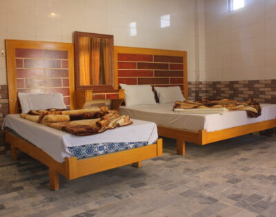 Delux Rooms at Murree continental in fizagat ( Family Suite Room ) 06