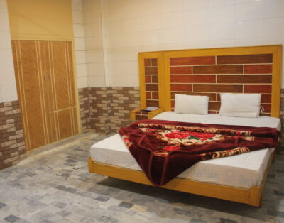 Delux Rooms at Murree continental in fizagat ( Master Bedroom ) 13
