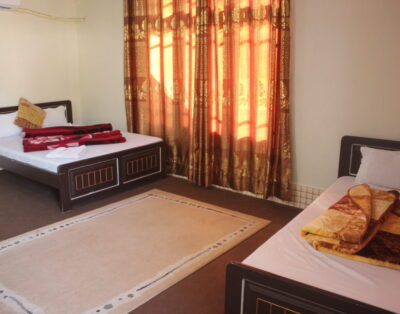 Delux Rooms at Murree continental in fizagat ( Family Room ) 10