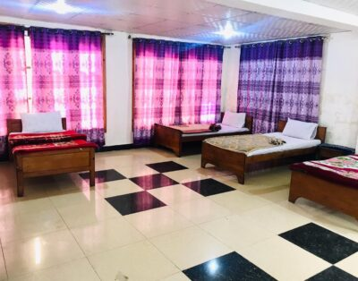 Luxury Rooms at Hotel Kalam Inn in Kalam ( Four Beds Room ) 05