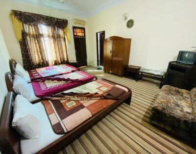 Delux Rooms at Hotel grand Season in fizagat ( Triple Beds Room ) 03