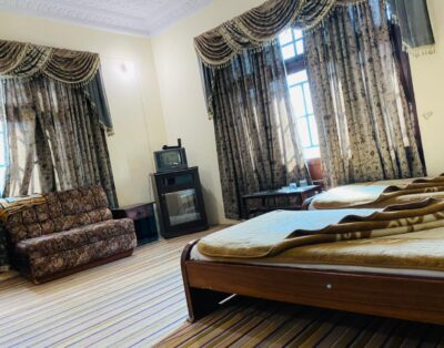 Delux Rooms at Hotel grand Season in fizagat ( Double Beds Room ) 02