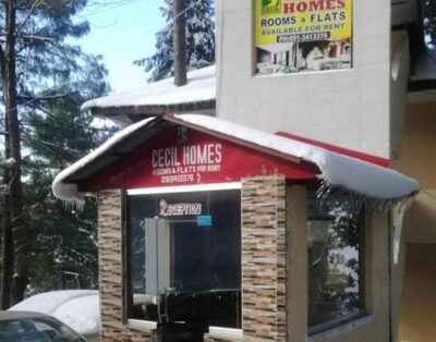 Cecil Homes Murree, Master Deluxe Room-1