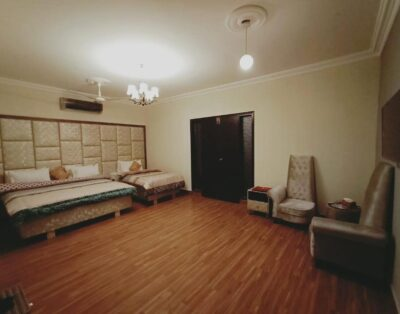 Defence Residency Guest House (Delux Triple Room)