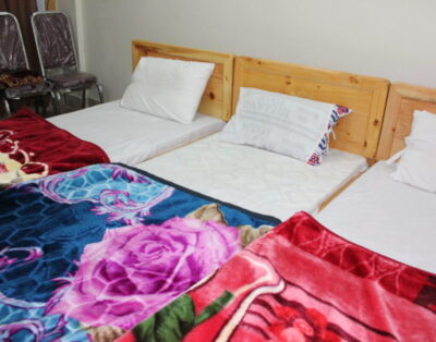 Luxury Rooms at Swat Salatin Hotel (Master Bed Room ) 04