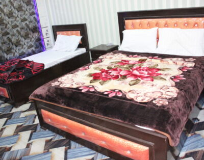 Luxury Rooms at Swat Munal Hotel (Double beds Room ) 09