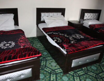 Luxury Rooms at Miandam Continental Hotel (Family Room ) 02