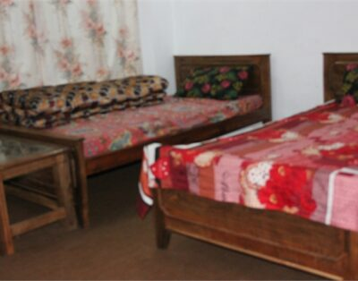 Luxury Rooms at Trout Lodge Fatehpur Swat( Double Beds Room ) 01