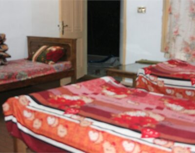 Luxury Rooms at Trout Lodge Fatehpur Swat( Tripple Beds Room ) 04