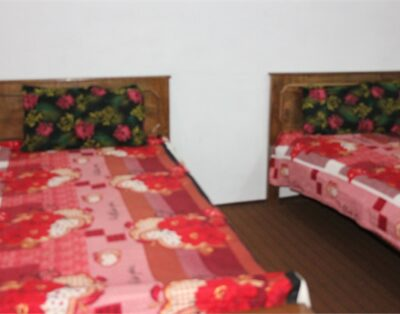 Luxury Rooms at Trout Lodge Fatehpur Swat( Double Beds Room ) 02