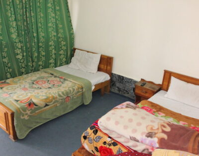 Luxury Rooms at Miandam Guest House Swat( Family Room ) 01