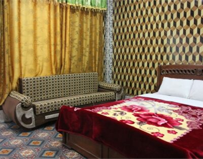 Luxury Rooms at Ever Green Hotel Miandam Swat( Master Bedroom ) 04