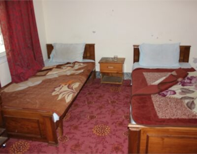 Luxury Rooms at Panorama hotel Miandam Swat( Double Beds Room ) 06