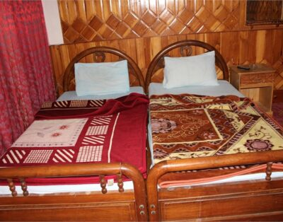 Luxury Rooms at Panorama hotel Miandam Swat( Double Beds Room ) 09