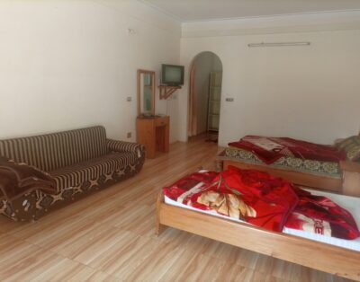 Luxury Rooms at Hotel Hilton Moon in kalam Swat( Four Beds Room ) 03