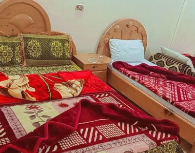 Luxury Rooms at Hotel Hilton Moon in kalam Swat( Four Beds Room ) 02