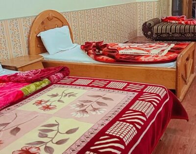 Luxury Rooms at Hotel Hilton Moon in kalam Swat( Four Beds Room ) 07