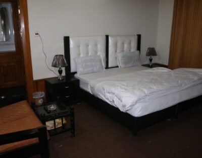 Delux Rooms in Inter Continental hotel at kalam ( Master Bedroom)01