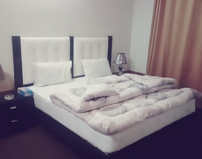 Delux Rooms in Inter Continental hotel at kalam ( Master Bedroom)02